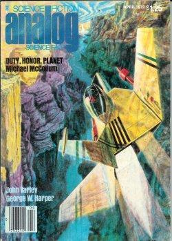 ANALOG Science Fiction/ Science Fact: April, Apr.: Analog (Michael McCollum;