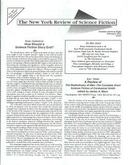 THE NEW YORK REVIEW OF BOOKS: No. 78, February, Feb. 1995