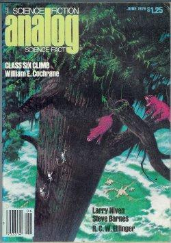 ANALOG Science Fiction/ Science Fact: June 1979: Analog (William E.