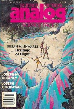 ANALOG Science Fiction/ Science Fact: April, Apr.: Analog (Joseph H.