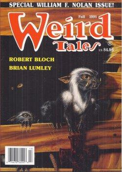WEIRD TALES # 302: Fall 1991: Weird Tales (William