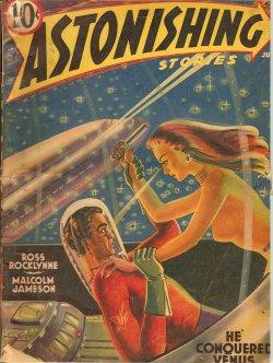 ASTONISHING Stories: June 1940: Astonishing (John Russell