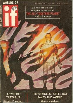 IF Worlds of Science Fiction: September, Sept.: If (Harry Harrison;