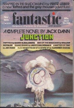 FANTASTIC Science Fiction & Fantasy: November, Nov.: Fantastic (Jack Dann;