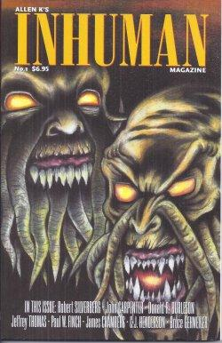 Allen K's INHUMAN Magazine: July 2004, #1: Allen K's Inhuman