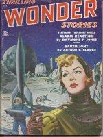 "THRILLING WONDER Stories: August, Aug. 1951 (""Earthlight""): Thrilling Wonder (Raymond F. ..."