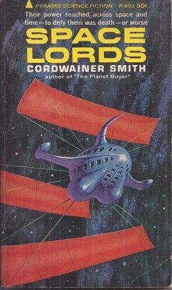 SPACE LORDS: Smith, Cordwainer [Paul