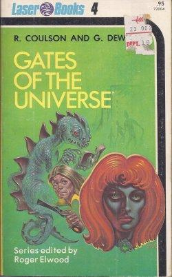 GATES OF THE UNIVERSE; Laser #4