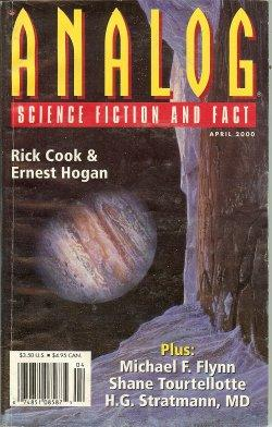 ANALOG Science Fiction and Fact: April, Apr.: Analog (Rick Cook