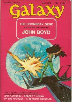 GALAXY Science Fiction: May - June 1973: Galaxy (A. Bertram