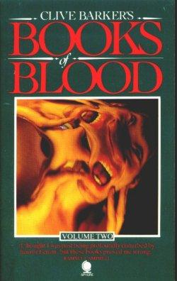 BOOKS OF BLOOD Volume Two