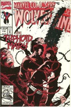 Marvel Comics Presents: WOLVERINE; NIGHTCRAWLER; GHOST RIDER;: Marvel Comics Presents