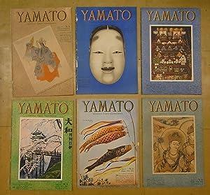 YAMATO: Mensile Italo-Giapponese (12 vols.)