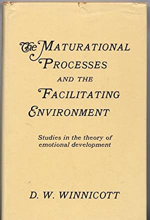 The maturational processes and the facilitating environment : studies in the theory of emotional ...