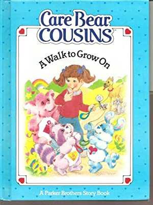A Walk to Grow on (Care Bear Cousins): Plummer, Louise; Cooke, Tom