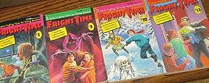 Fright Time #1, #3, #10, #13 (4: Larkin, Rochelle; Joshua