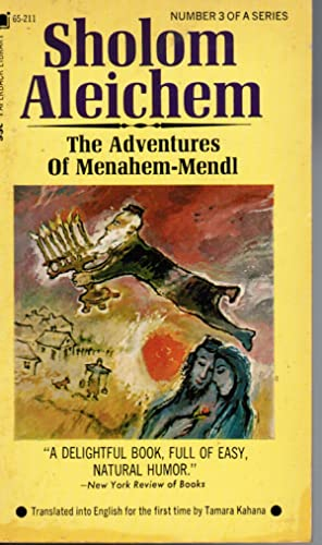 Adventures of Menahem-Mendl