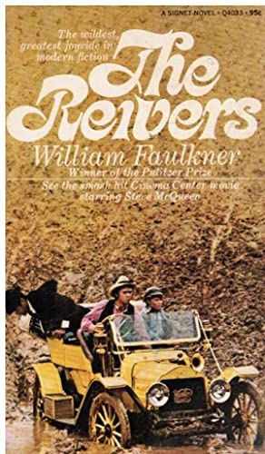The Reivers: a Reminiscence: Faulkner, William Cuthbert