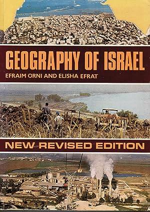 Geography of Israel: Orni, Efraim; Elisha