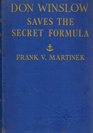 Don Winslow Saves the Secret Formula: Martinek, Frank V.