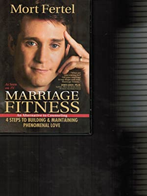 Marriage Fitness: 4 Steps to Building & Maintaining Phenomenal Love Book Plus 5 Audio CD's...