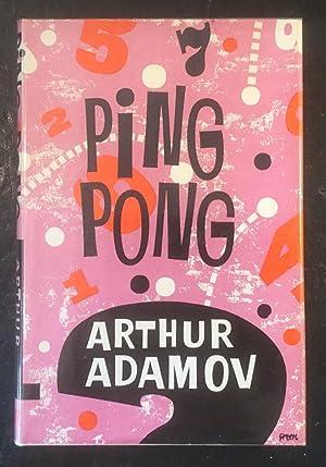 Resultado de imagem para Ping-Pong - Arthur Adamov