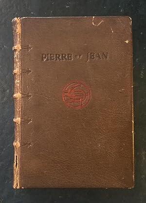 Pierre et Jean: Guy de Maupassant