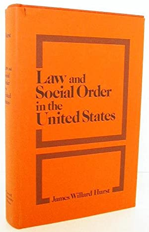 LAW AND SOCIAL ORDER IN THE UNITED STATES