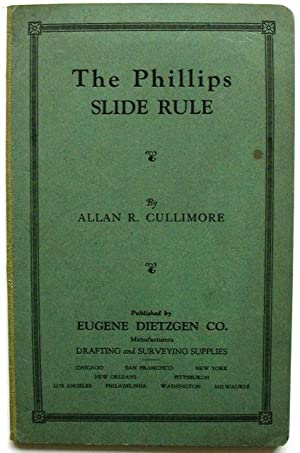 THE PHILLIPS SLIDE RULE