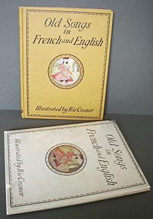 OLD SONGS IN FRENCH AND ENGLISH