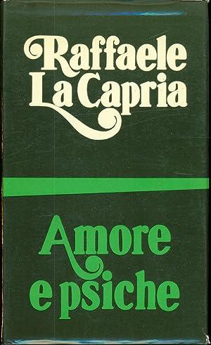 AMORE E PSICHE: La Capria Raffaele