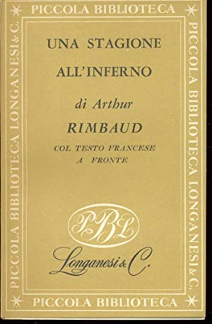 UNA STAGIONE ALL'INFERNO: Rimbaud Arthur