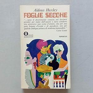 Foglie secche: Huxley Aldous