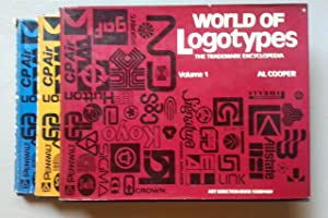 World of Logotypes - voll. 1, 2 & 3 The Trademark Encyclopedia