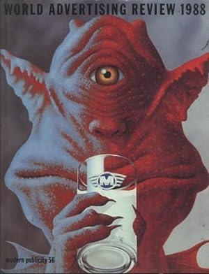 WORLD ADVERTISING REVIEW 1988 MODERN PUBLICITY 56: Kleinman Philip