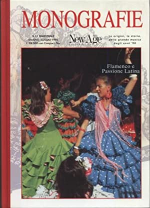 FLAMENCO E PASSIONE LATINA SUPPLEMENTO DI NEW AGE MUSIC AND NEW SOUNDS