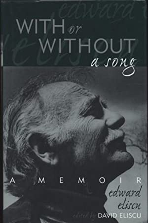 WITH OR WITHOUT A SONG A MEMOIR