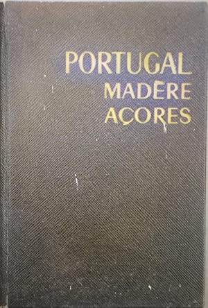 Portugal Madere - Acores