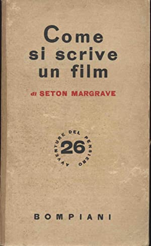 COME SI SCRIVE UN FILM SUCCESSFUL FILM WRITING