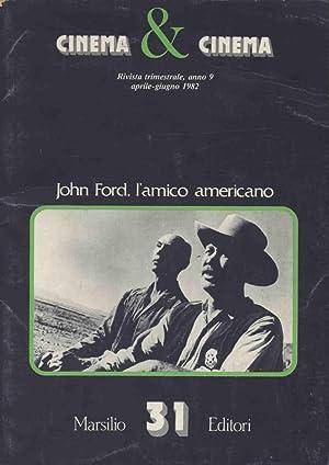 JOHN FORD, L'AMICO AMERICANO RIVISTA: AA.VV.