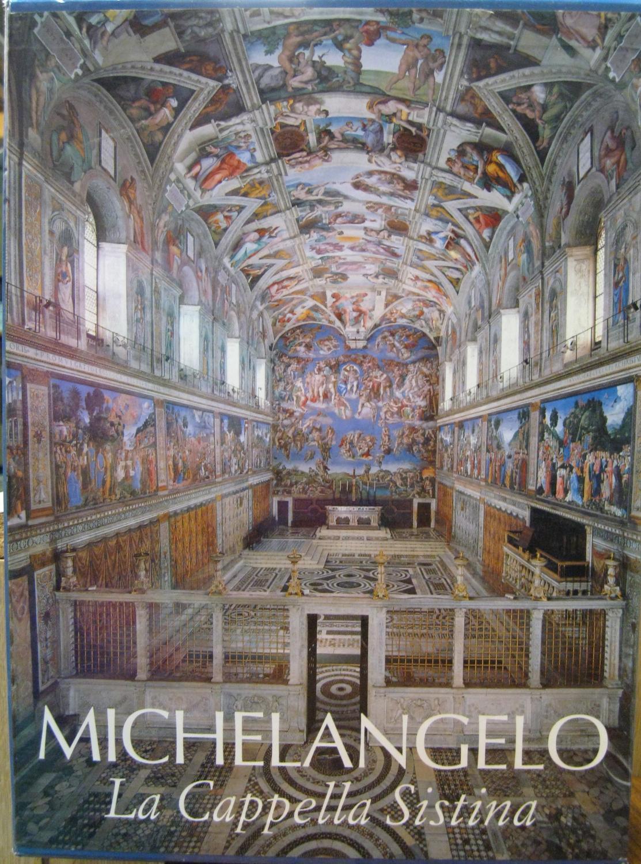Michelangelo e Raffaello in Vaticano. (Two book box set) - Heinrich W. Pfeiffer, S.J. & Nicole Dacos