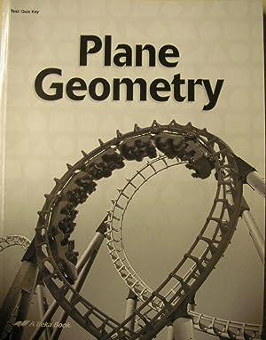 Plane Geometry (Test/Quiz Key): A Beka