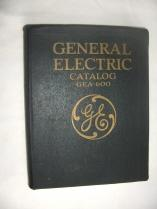 General Electric Catalog GEA - 600