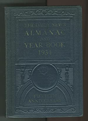 The Daily News Almanac and Yearbook 1934