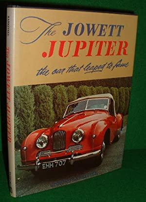 The Jowett Jupiter: The Car That Leaped to Fame