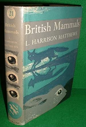 The New Naturalist British Mammals