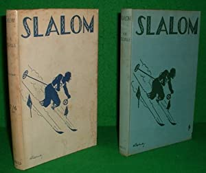 Slalom Its Technique, Organization and Rules