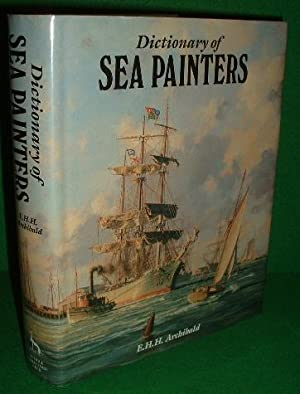 Dictionary of Sea Painters. Revised edition
