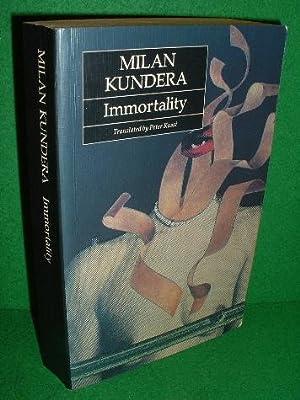 IMMORTALITY: KUNDERA , Milan