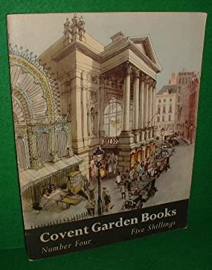 COVENT GARDEN BOOKS Number 4 from 14th January 1947 - 1st July 1950